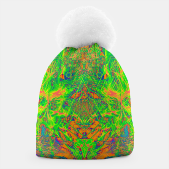 Thumbnail image of Extraterrestrial Palace 7 (Ultraviolet) Beanie, Live Heroes