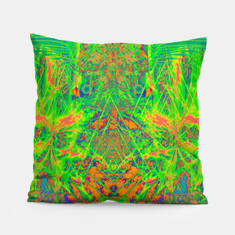 Thumbnail image of Extraterrestrial Palace 7 (Ultraviolet) Pillow, Live Heroes
