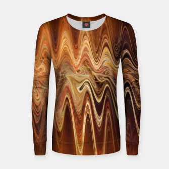 Thumbnail image of Earth Frequency |  Women sweater, Live Heroes