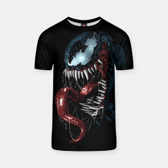 Thumbnail image of Spider Dark Camiseta, Live Heroes