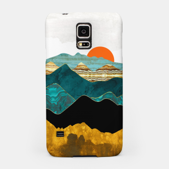 Thumbnail image of Turquoise Vista Samsung Case, Live Heroes