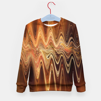 Thumbnail image of Earth Frequency |  Kid's sweater, Live Heroes
