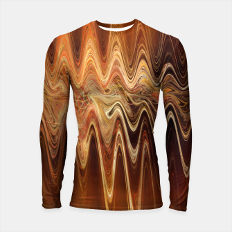 Thumbnail image of Earth Frequency |  Longsleeve rashguard , Live Heroes