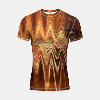 Thumbnail image of Earth Frequency |  Shortsleeve rashguard, Live Heroes