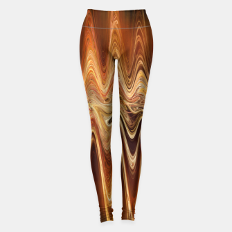 Thumbnail image of Earth Frequency |  Leggings, Live Heroes