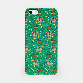 Sloths in the Forest – iPhone Case thumbnail image