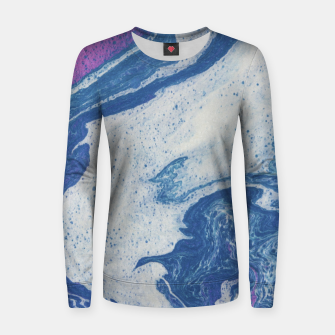Thumbnail image of Solo Jazz Women sweater, Live Heroes