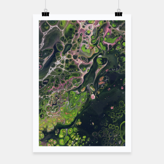 Thumbnail image of Swamp Life Poster, Live Heroes