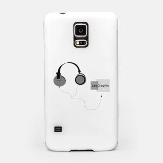 Thumbnail image of headphones Samsung Case, Live Heroes
