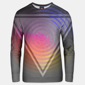Thumbnail image of Rainbow Triangle Unisex sweater, Live Heroes