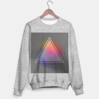 Thumbnail image of Rainbow Triangle Sweater regular, Live Heroes