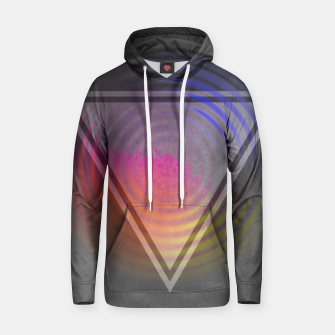 Thumbnail image of Rainbow Triangle Hoodie, Live Heroes
