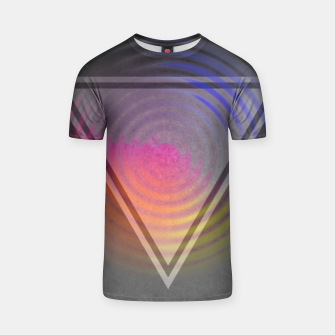 Thumbnail image of Rainbow Triangle T-shirt, Live Heroes