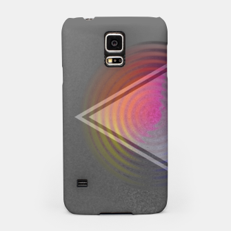 Thumbnail image of Rainbow Triangle Samsung Case, Live Heroes