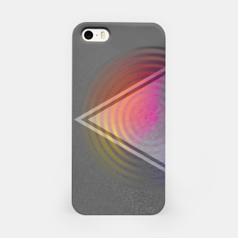 Thumbnail image of Rainbow Triangle iPhone Case, Live Heroes