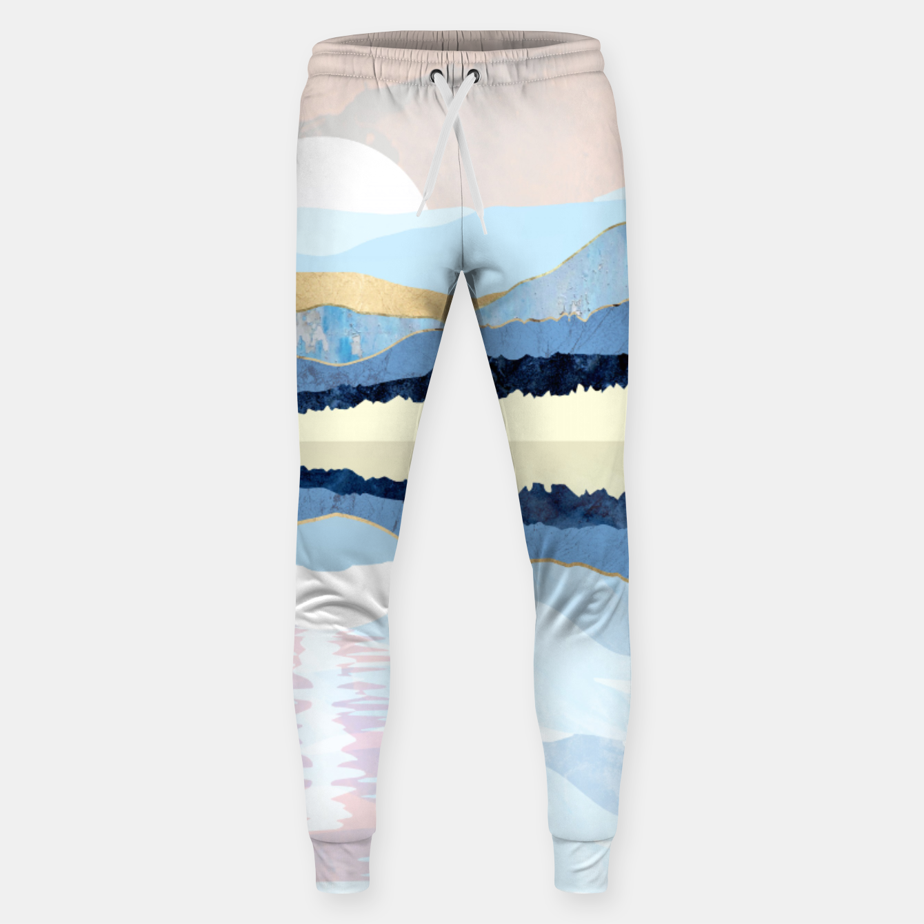 Image of Winter Reflection Sweatpants - Live Heroes