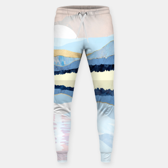 Miniatur Winter Reflection Sweatpants, Live Heroes