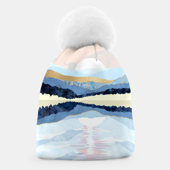 Miniatur Winter Reflection Beanie, Live Heroes