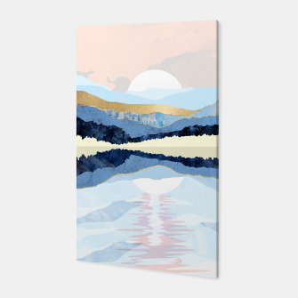 Miniature de image de Winter Reflection Canvas, Live Heroes