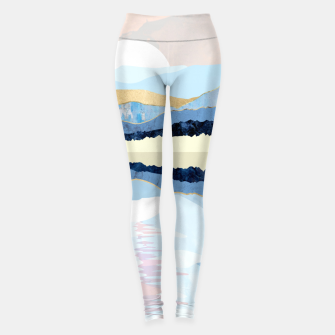 Thumbnail image of Winter Reflection Leggings, Live Heroes