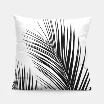 Thumbnail image of Tropical Palm Leaves #1 #botanical #decor #art Kissen, Live Heroes