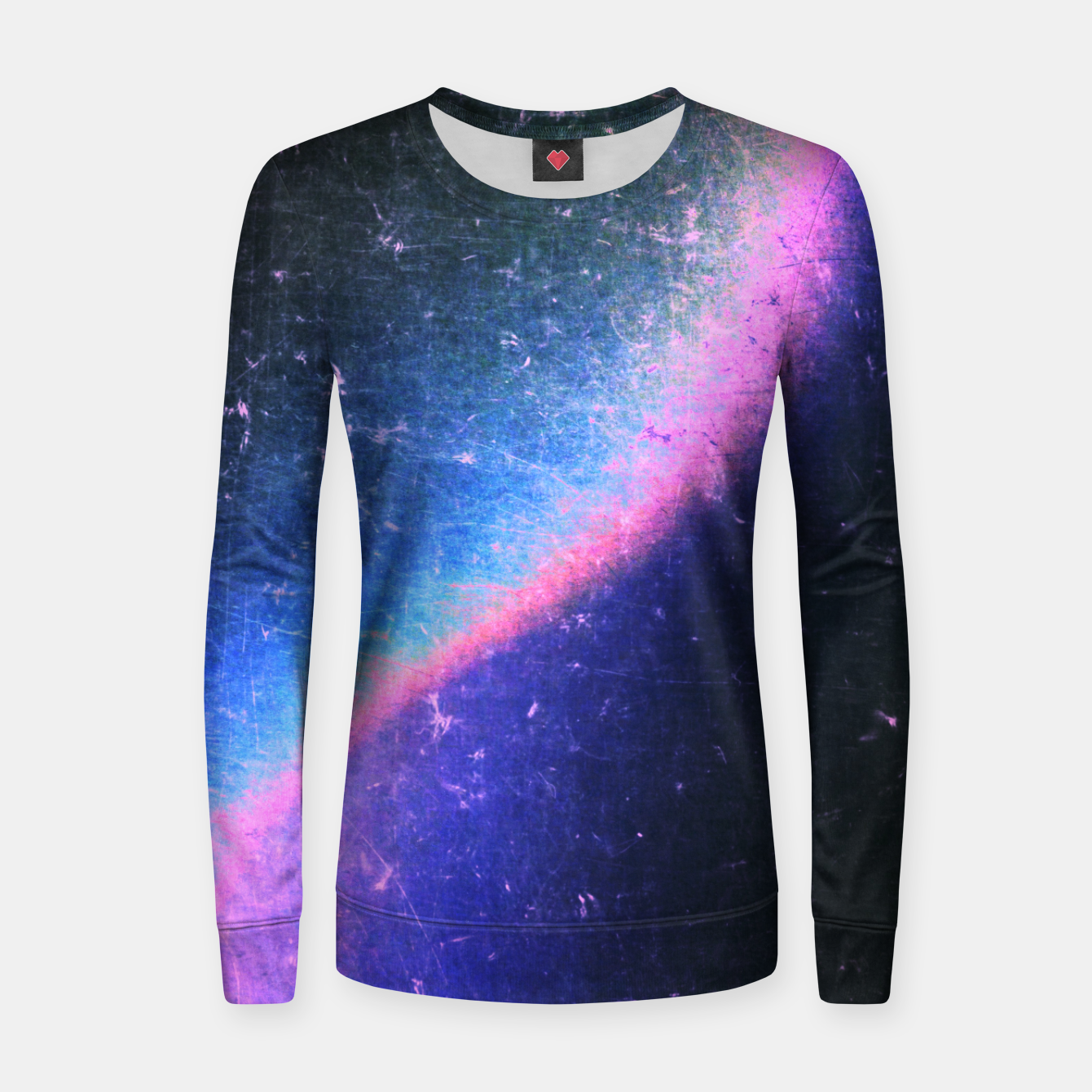 Image of Electric Attraction Women sweater - Live Heroes