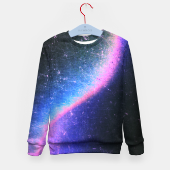 Thumbnail image of Electric Attraction Kid's sweater, Live Heroes