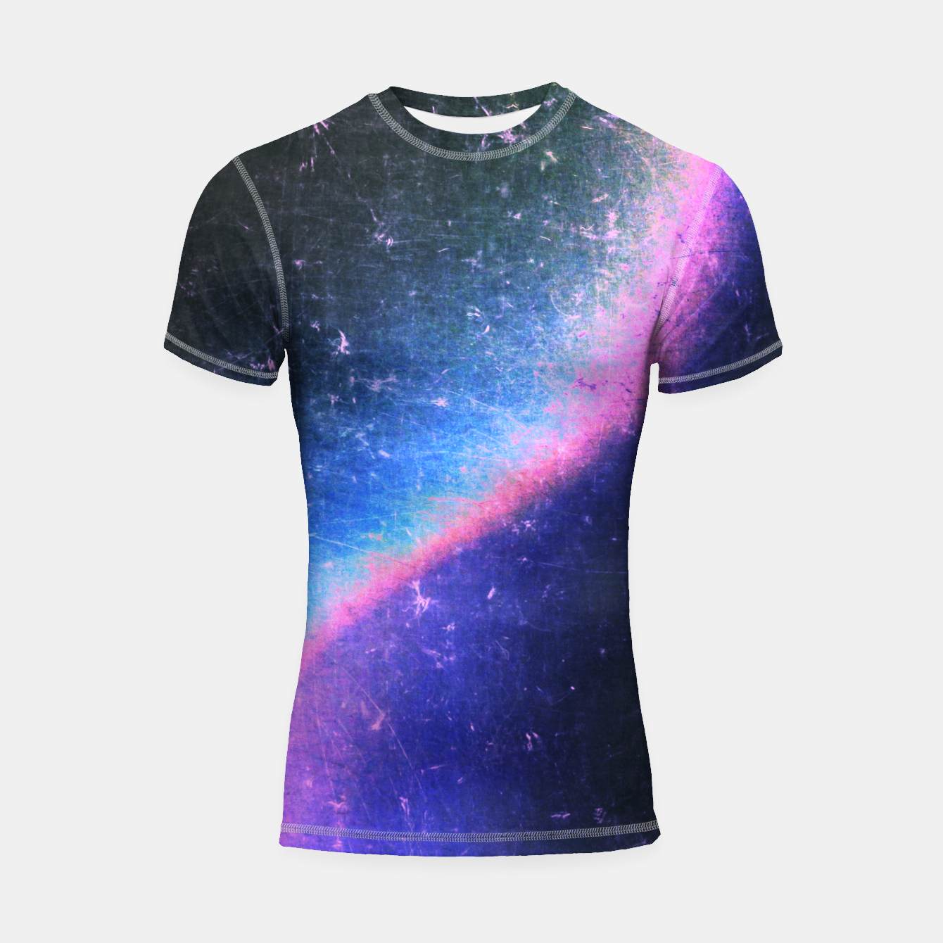 Image of Electric Attraction Shortsleeve rashguard - Live Heroes
