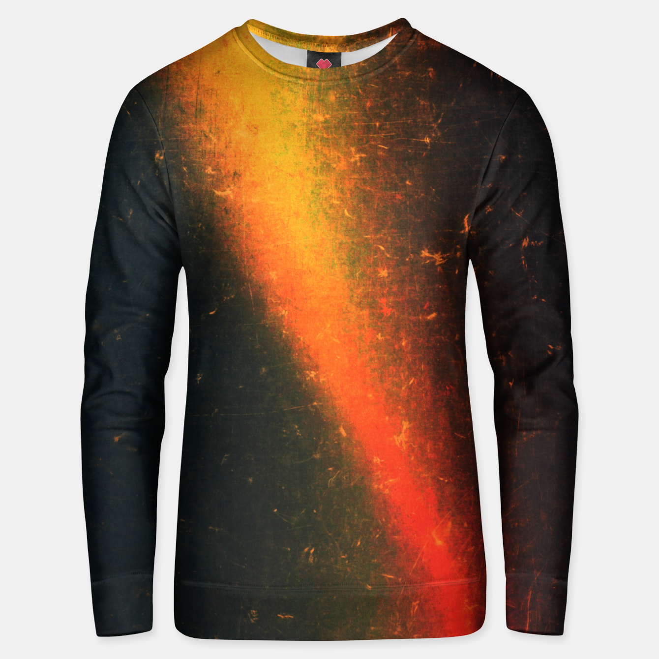 Image of SPRKS 855 Unisex sweater - Live Heroes