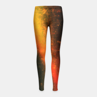 Thumbnail image of SPRKS 855 Girl's leggings, Live Heroes