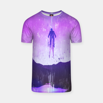 Thumbnail image of Purple Dream T-shirt, Live Heroes