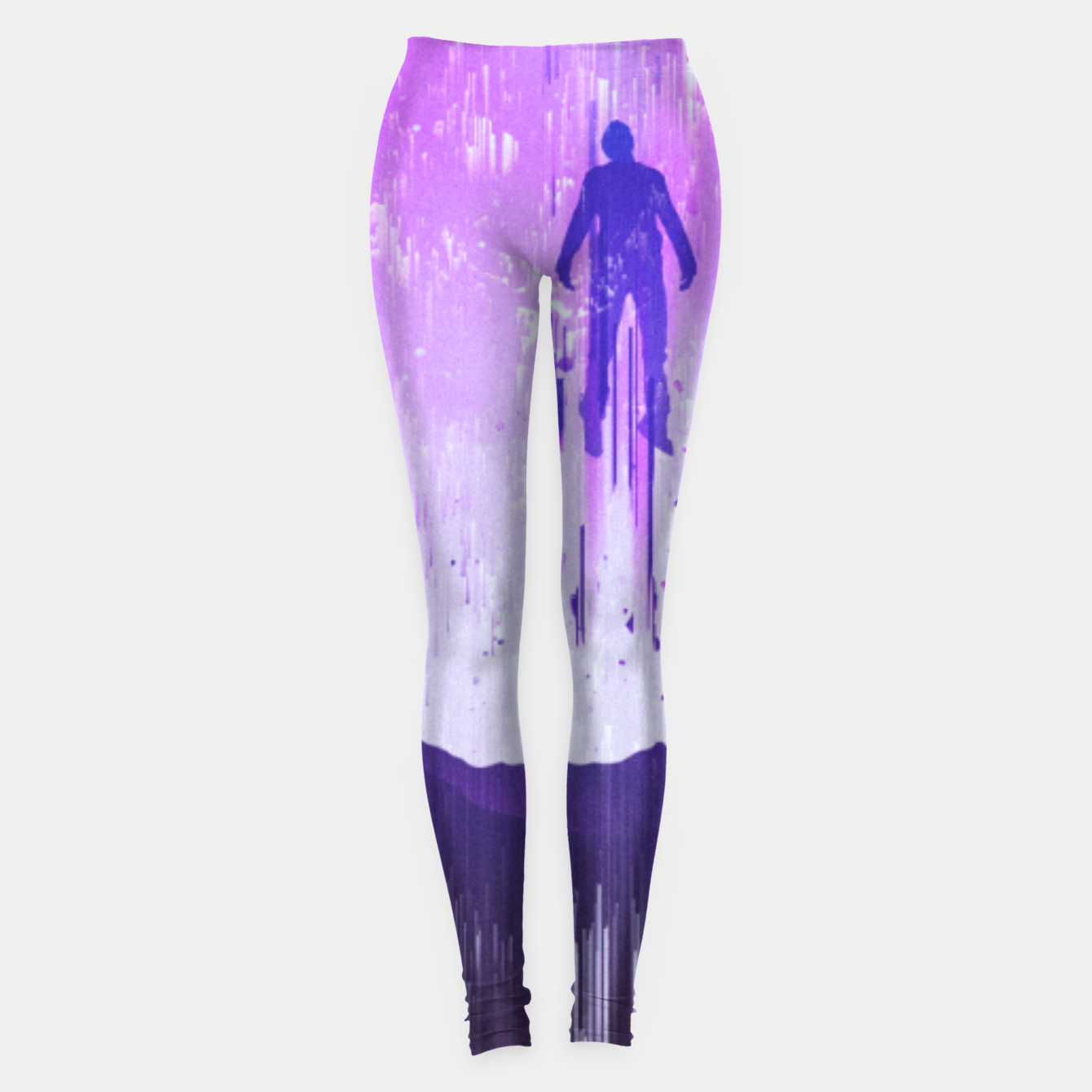 Zdjęcie Purple Dream Leggings - Live Heroes