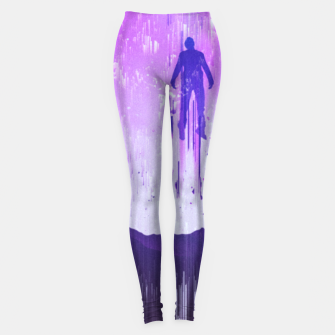 Miniatur Purple Dream Leggings, Live Heroes