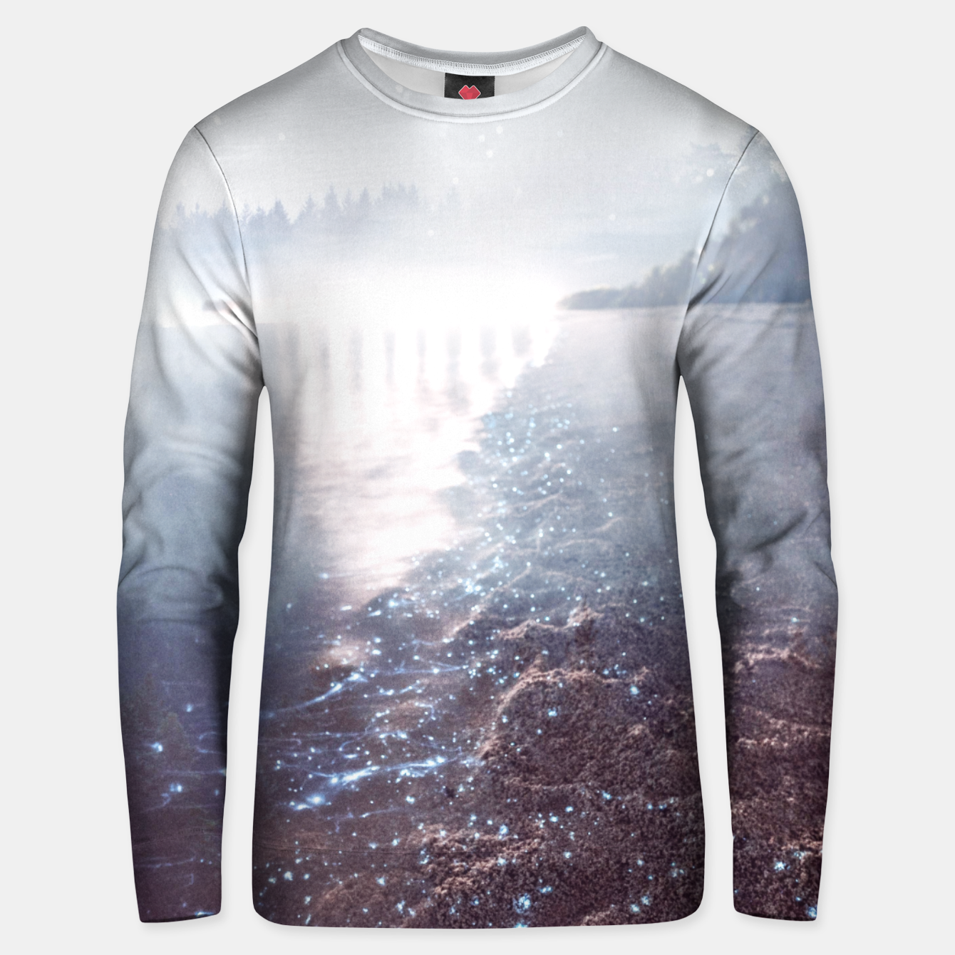 Image of Wild at Heart Unisex sweater - Live Heroes