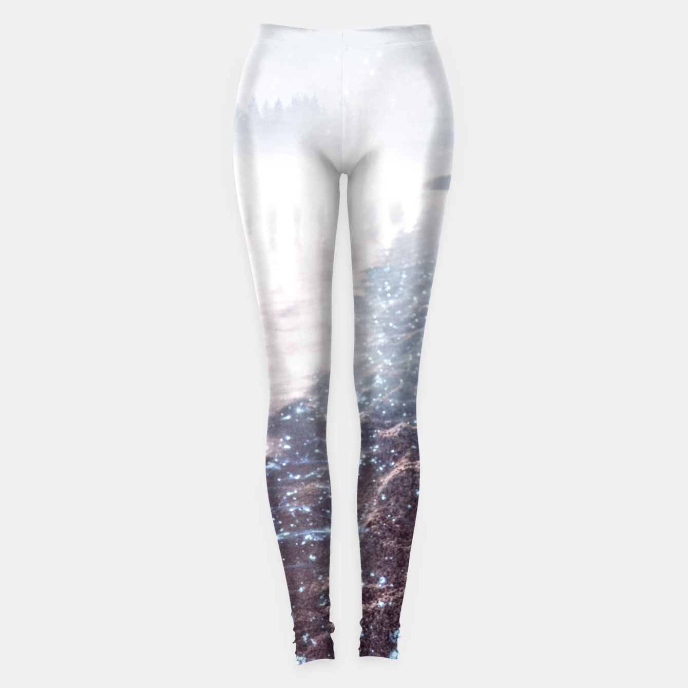 Image of Wild at Heart Leggings - Live Heroes