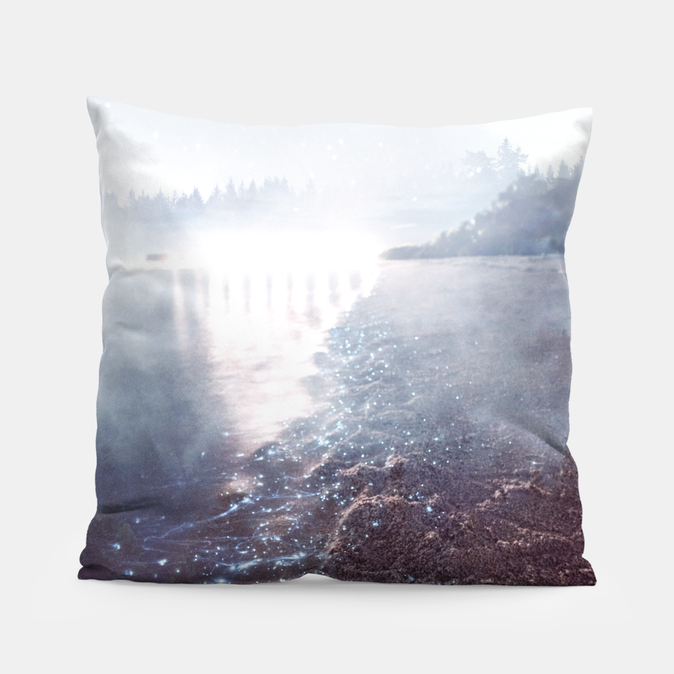 Image of Wild at Heart Pillow - Live Heroes