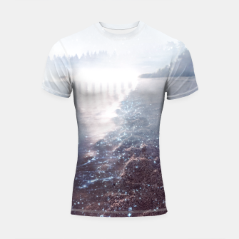 Thumbnail image of Wild at Heart Shortsleeve rashguard, Live Heroes