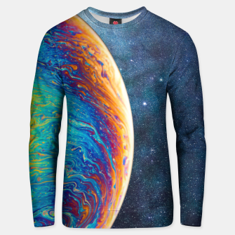 Thumbnail image of Out In Space Unisex sweater, Live Heroes