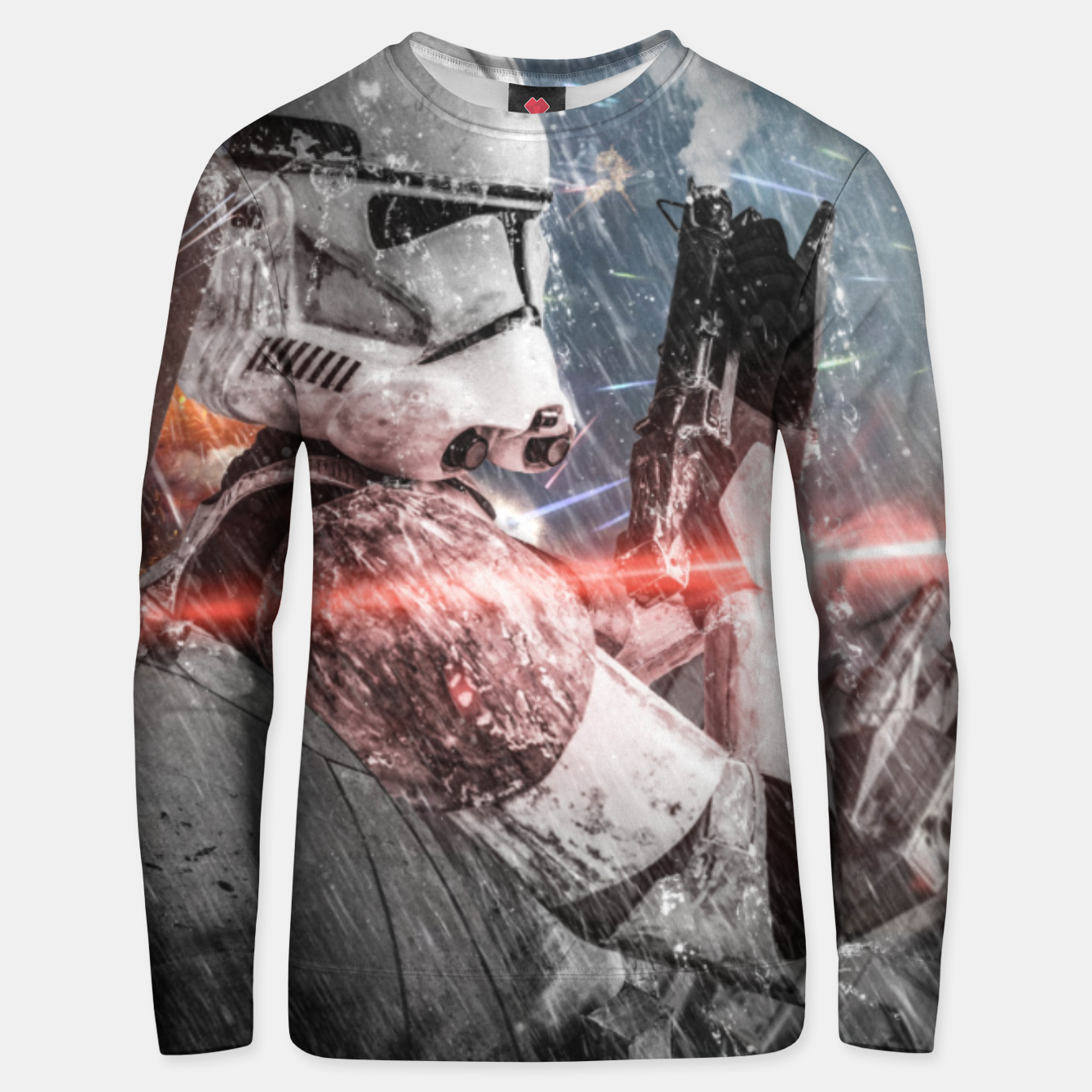 Image of Clone Wars Unisex sweater - Live Heroes
