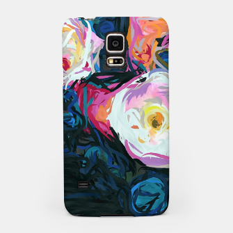 Thumbnail image of Flowerella Samsung Case, Live Heroes