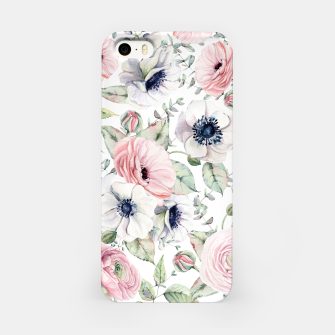 Thumbnail image of FLOWERS WATERCOLOR 29 iPhone Case, Live Heroes