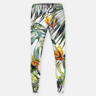 Miniatur TROPICAL GARDEN Sweatpants, Live Heroes