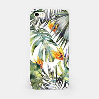 TROPICAL GARDEN iPhone Case thumbnail image