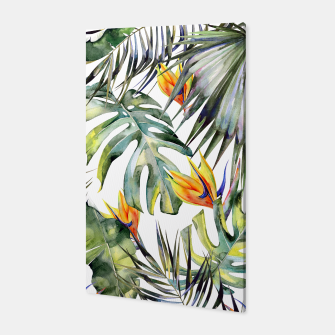 TROPICAL GARDEN Canvas thumbnail image