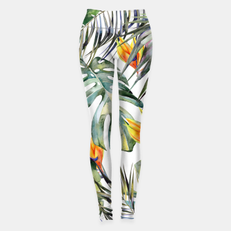 TROPICAL GARDEN Leggings thumbnail image