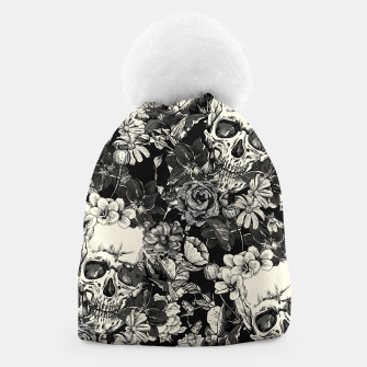 Thumbnail image of SKULLS Beanie, Live Heroes