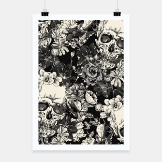 Thumbnail image of SKULLS Poster, Live Heroes