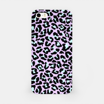 Thumbnail image of Pastel leopard fur III.  iPhone Case, Live Heroes