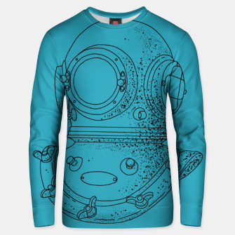 Thumbnail image of Deep Sea Diving Unisex sweater, Live Heroes