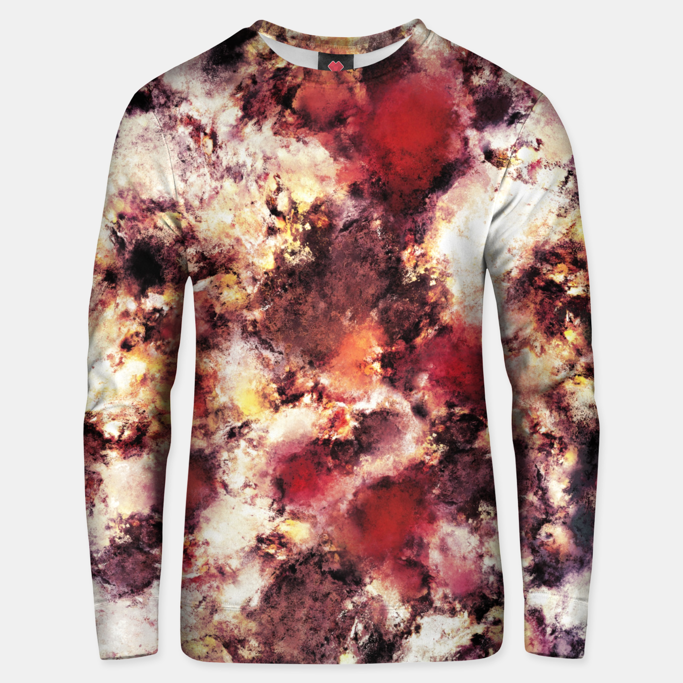 Image of Compression Unisex sweater - Live Heroes